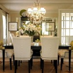 Custom made dining furniture