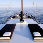 Custom made boat furniture