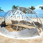 laser cutting sculptures and for Sculpture By The Sea