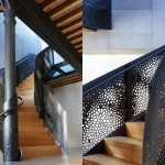 laser cutting balustrades
