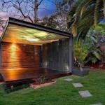 Custom designed outdoor furniture